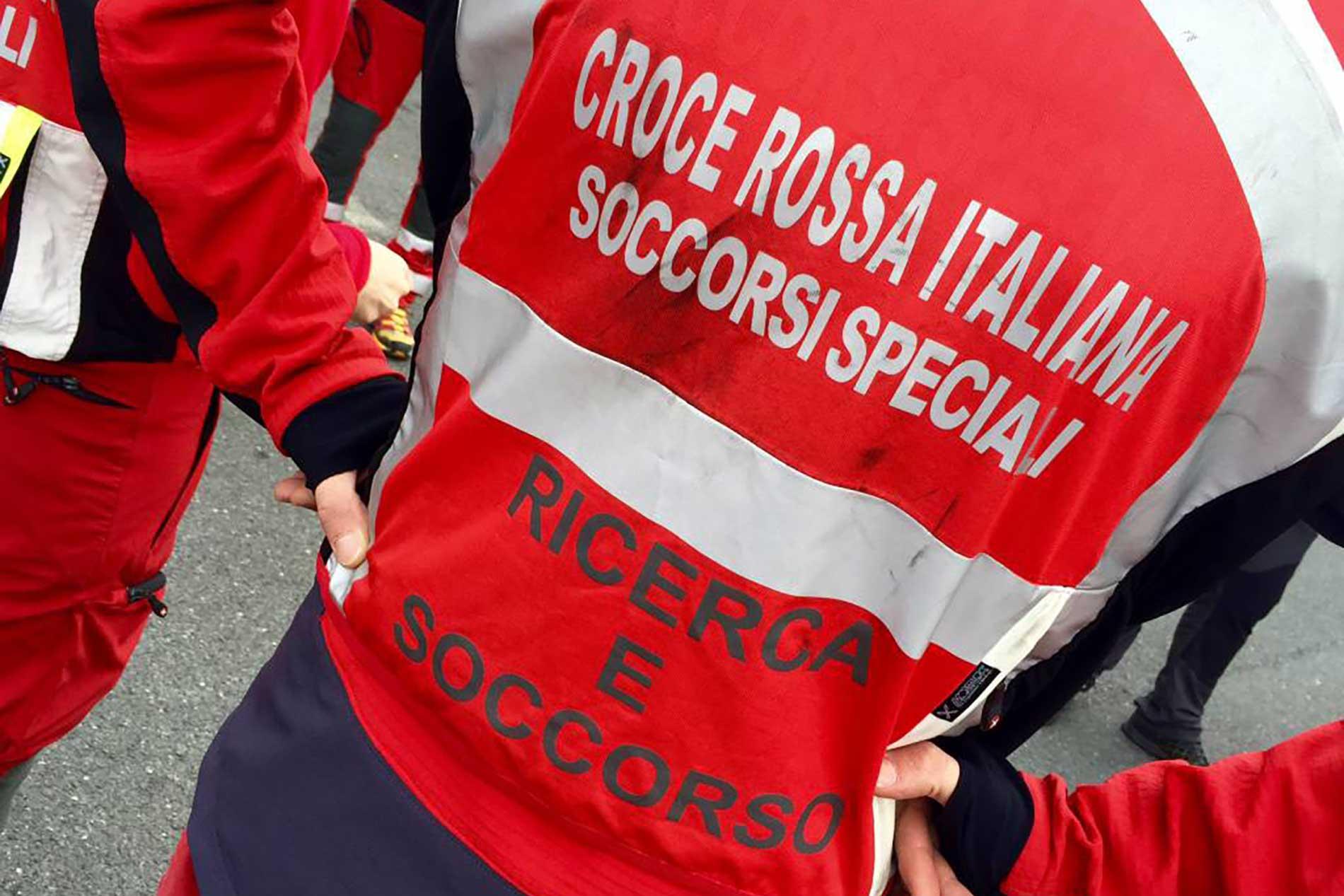 Croce Rossa Italiana - Soccorsi Speciali