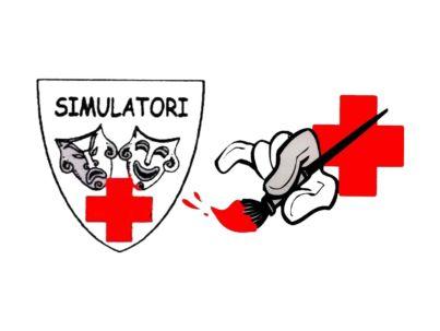 Truccatori e simulatori della Croce Rossa Italiana