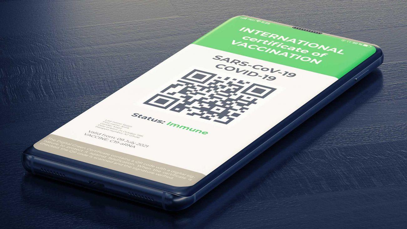 Green Pass - Certificazione Verde Covid-19
