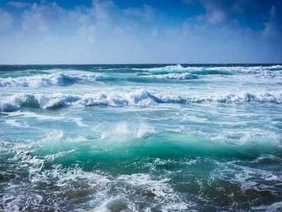 Mare agitato - Pericoli del mare