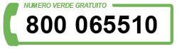 Numero verde - CRI per le persone