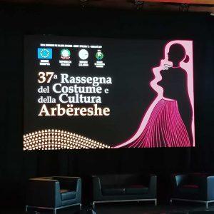 37^ Rassegna del Costume e della Cultura Arbëreshë di Vaccarizzo Albanese